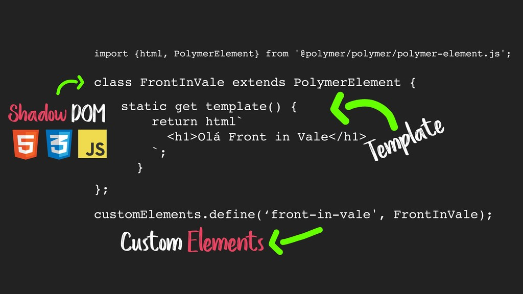 import {html, PolymerElement} from '@polymer/po...