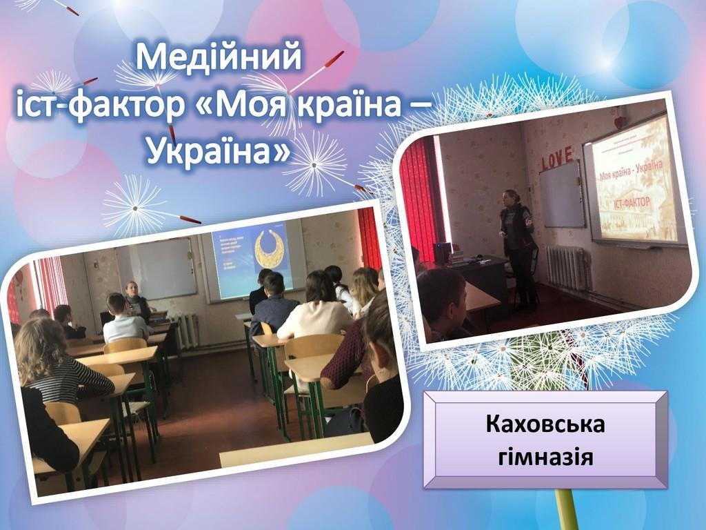 Каховська гімназія