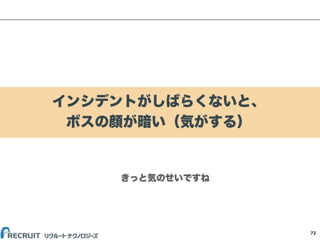 72 Πϯγσϯτ͕͠Β͘ͳ͍ͱɺ Ϙεͷإ͕҉͍ʢؾ͕͢Δʣ ͖ͬͱؾͷ͍ͤͰ͢Ͷ