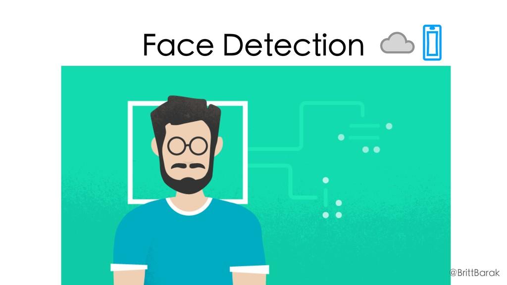 Face Detection @BrittBarak