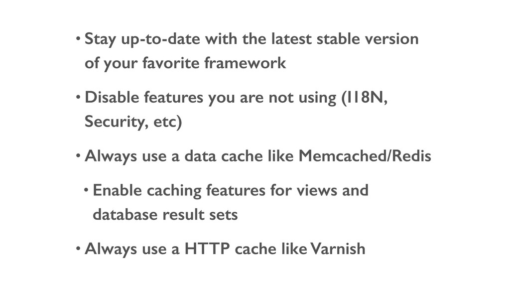 • Stay up-to-date with the latest stable versio...