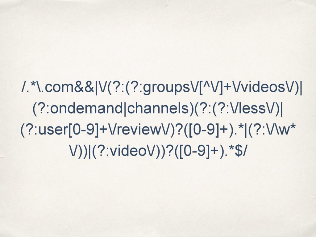 /.*\.com&&|\/(?:(?:groups\/[^\/]+\/videos\/)| (...