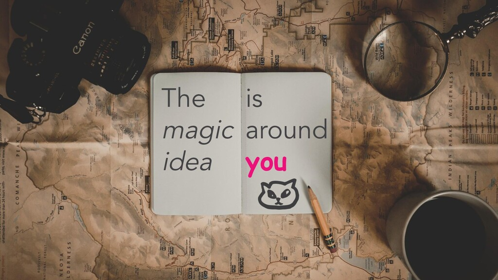 There is no magic idea find the people first, t...