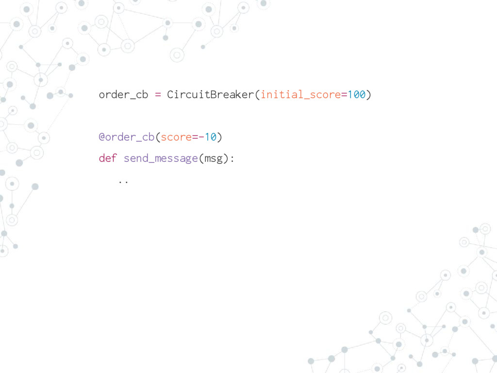 order_cb = CircuitBreaker(initial_score=100) @o...