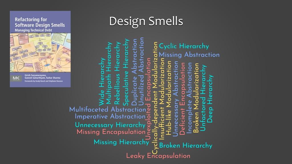 Design Smells