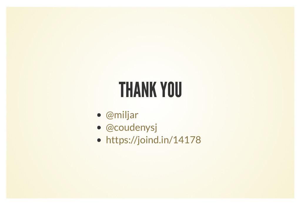 THANK YOU THANK YOU @miljar @coudenysj https://...