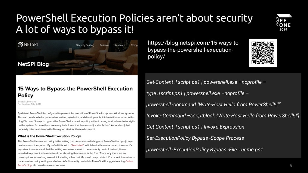 8 PowerShell Execution Policies aren't about se...