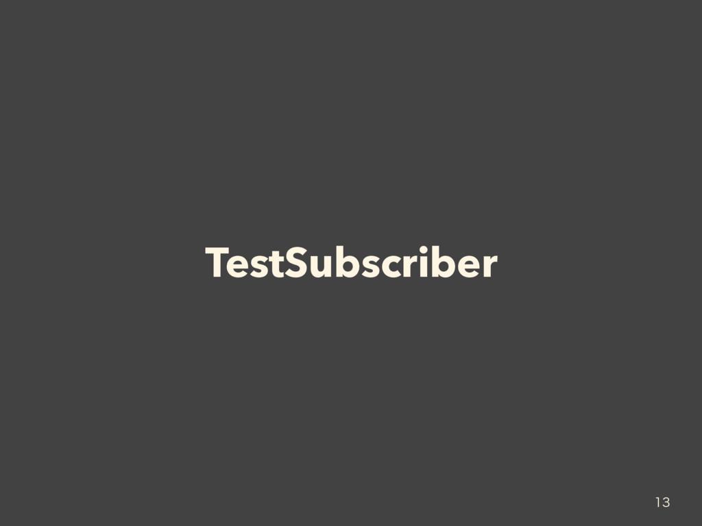 TestSubscriber