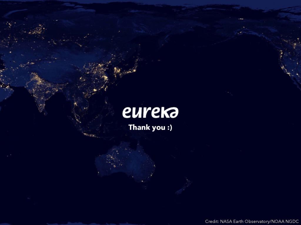 Thank you :) Credit: NASA Earth Observatory/NOA...