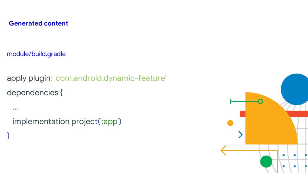 module/build.gradle apply plugin: 'com.android....