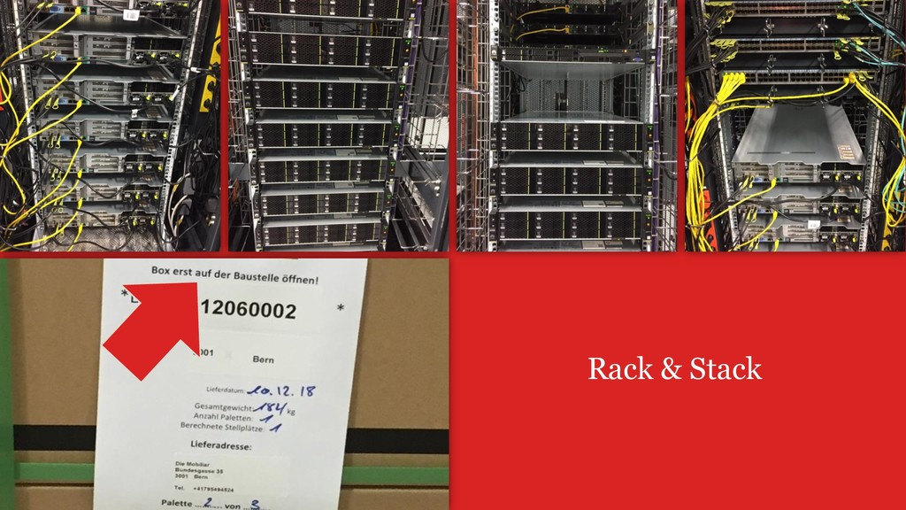 Rack & Stack