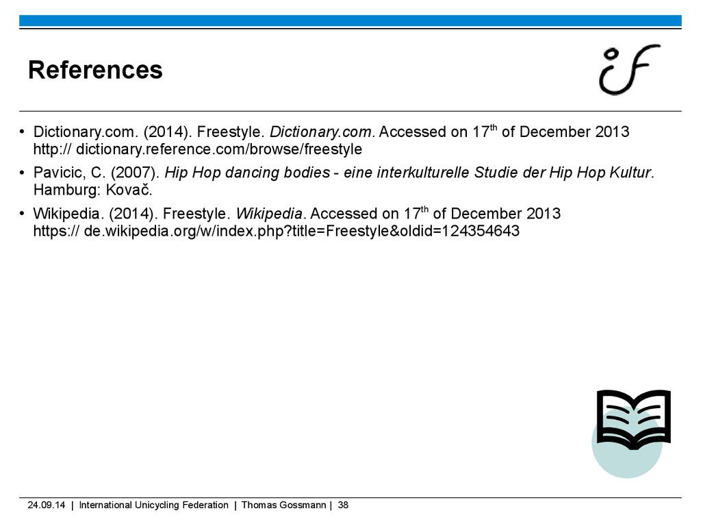 24.09.14 | International Unicycling Federation ...