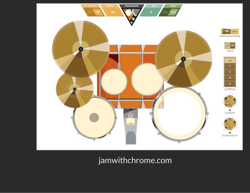 jamwithchrome.com
