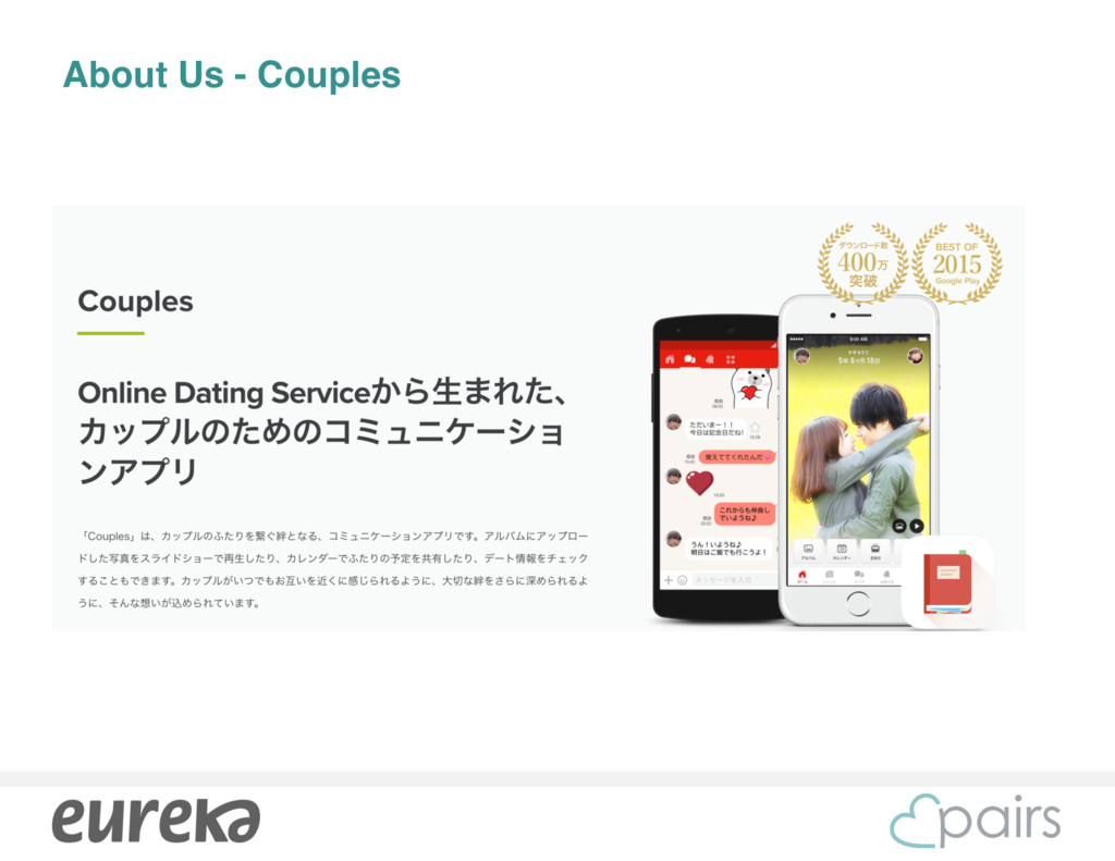 About Us - Couples