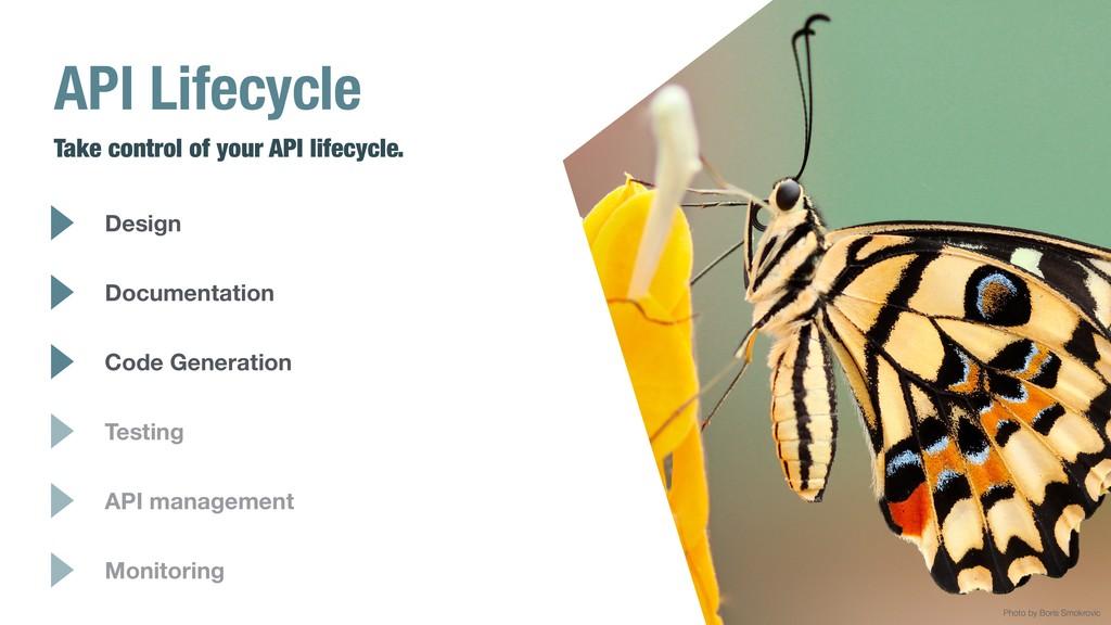 API Lifecycle Take control of your API lifecycl...