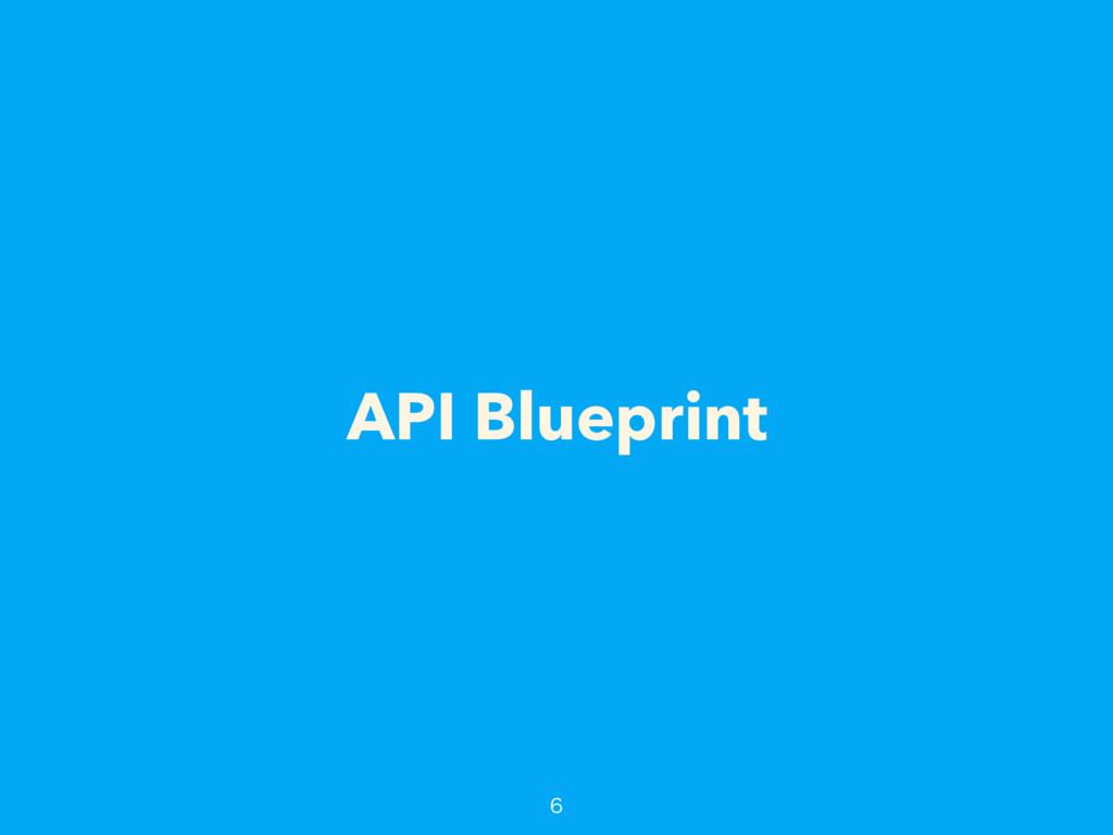 API Blueprint
