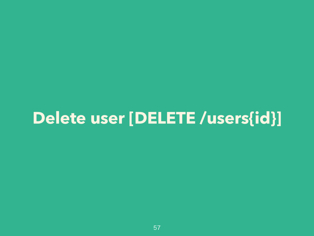 Delete user [DELETE /users{id}]