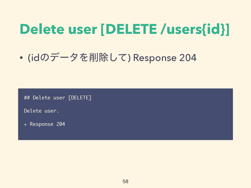 Delete user [DELETE /users{id}]  ## Delete us...