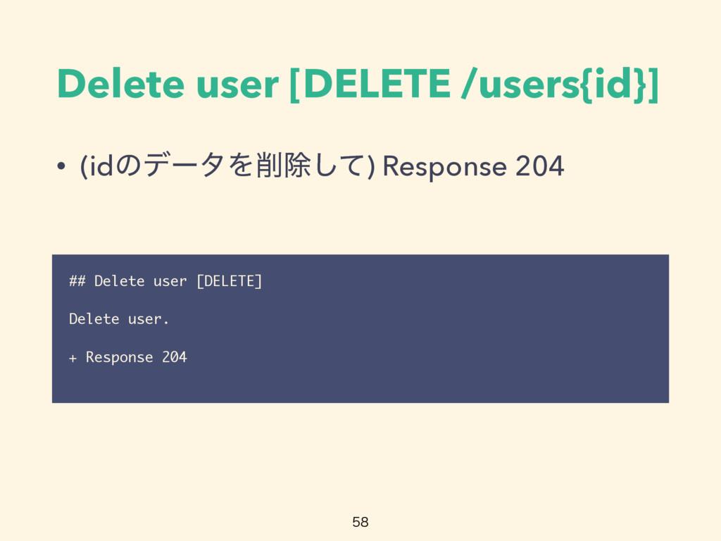 Delete user [DELETE /users{id}]  ## Delete us...