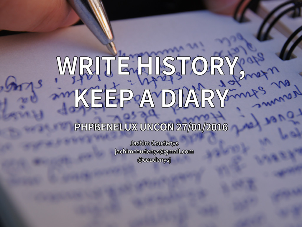 WRITE HISTORY, WRITE HISTORY, WRITE HISTORY, WR...