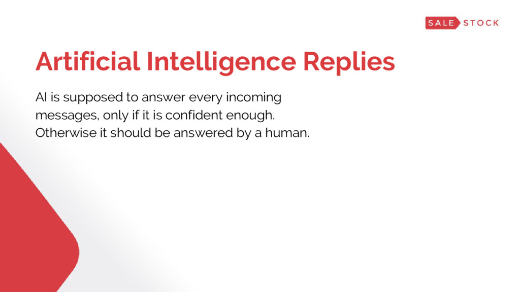 Artificial Intelligence Replies AI is supposed ...
