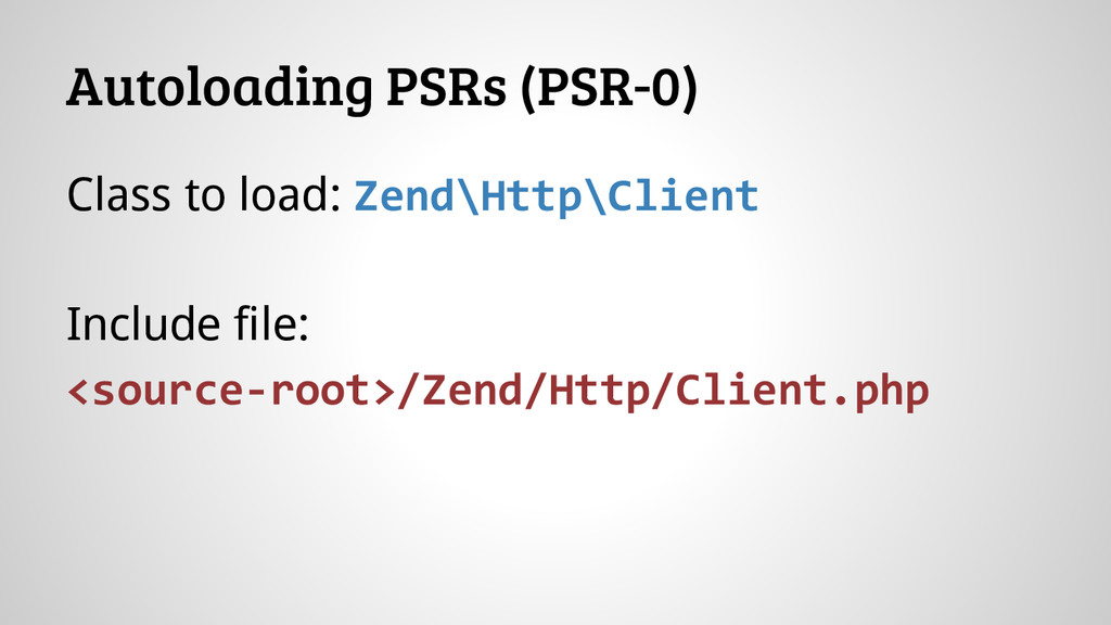 Class to load: Zend\Http\Client Include file: <...