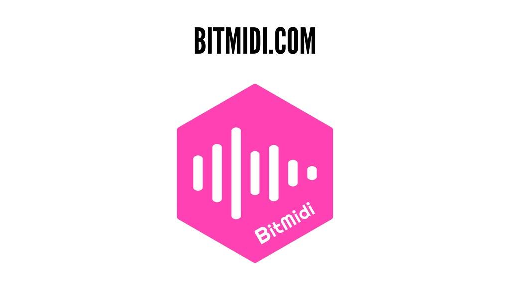 BITMIDI.COM