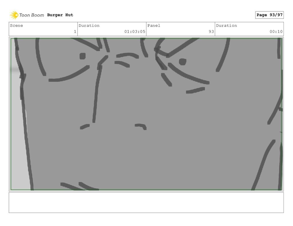 Scene 1 Duration 01:03:05 Panel 93 Duration 00:...