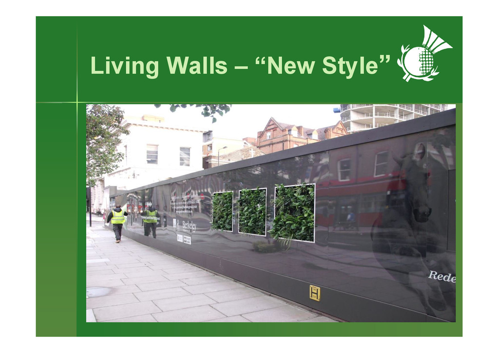 """Living Walls – """"New Style"""""""