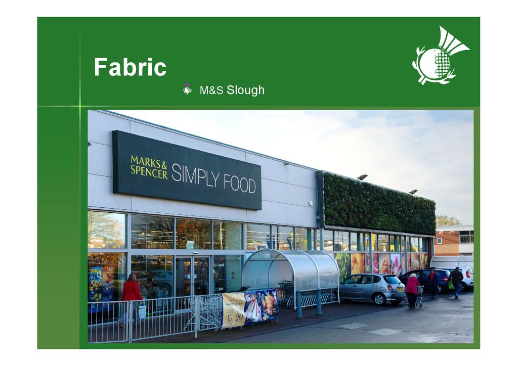 Fabric M&S Slough