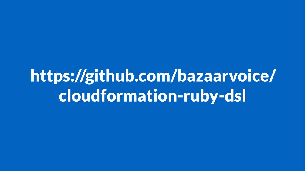 https://github.com/bazaarvoice/ cloudformation-...
