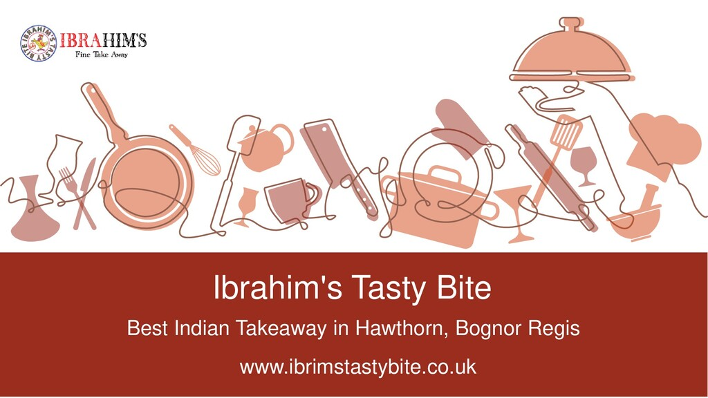 Ibrahim's Tasty Bite Best Indian Takeaway in Ha...