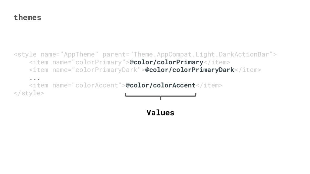 """themes <style name=""""AppTheme"""" parent=""""Theme.App..."""