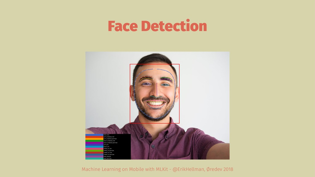 Face Detection Machine Learning on Mobile with ...