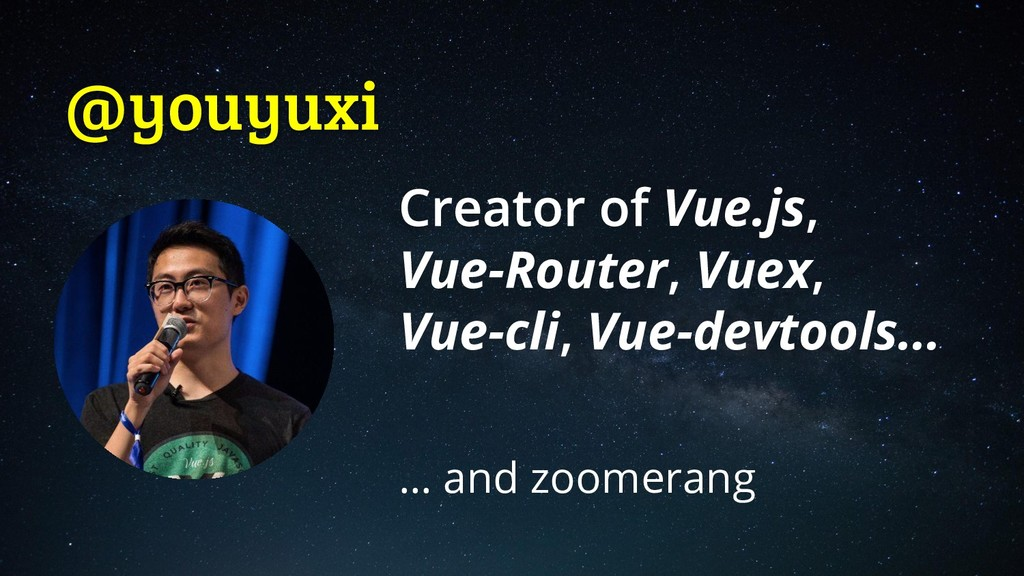 @youyuxi Vue.js Vue-Router Vuex Vue-cli Vue-dev...