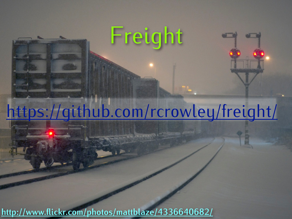 Freight https://github.com/rcrowley/freight/ ht...