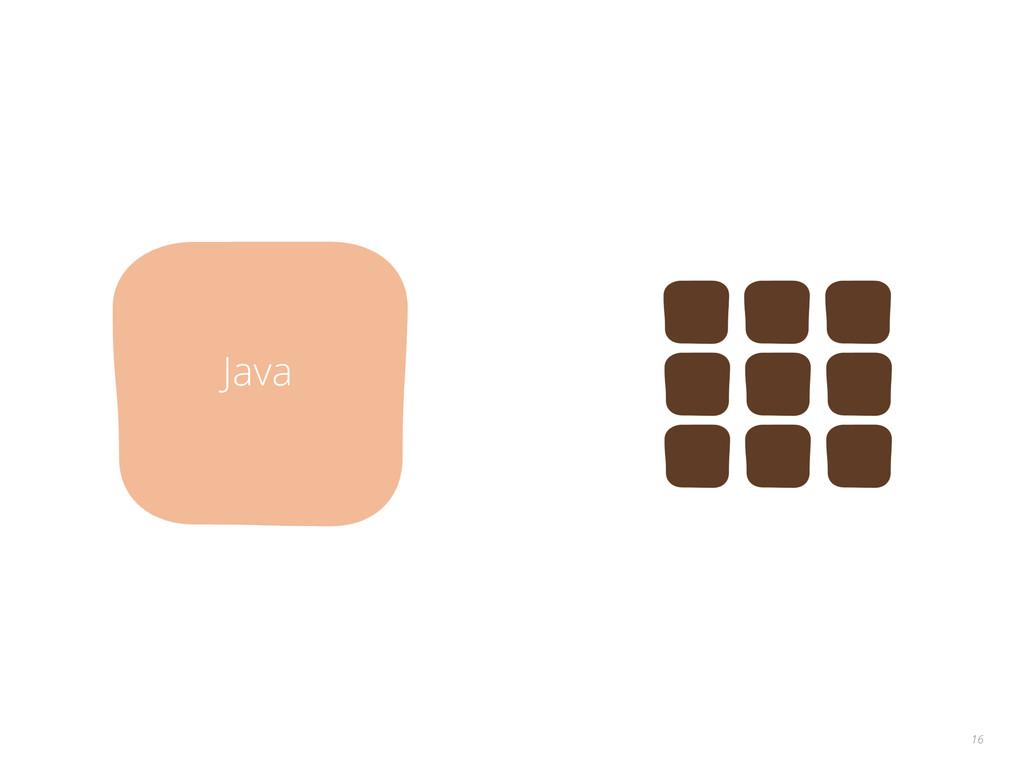 16 Java