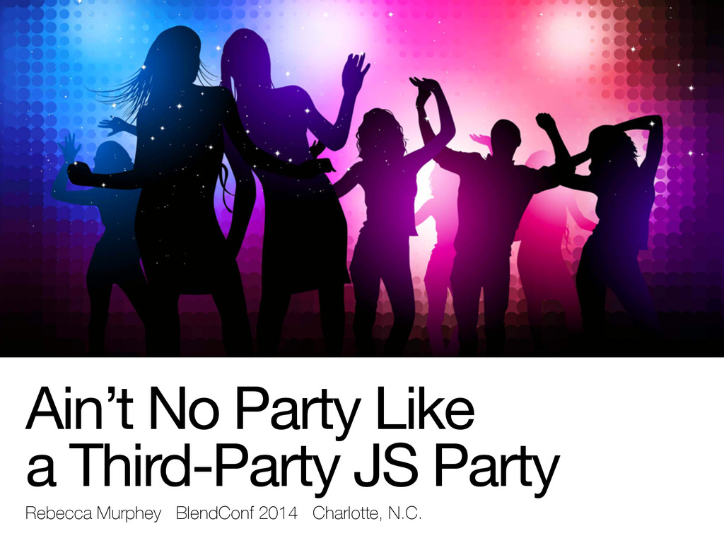 Ain't No Party Like 