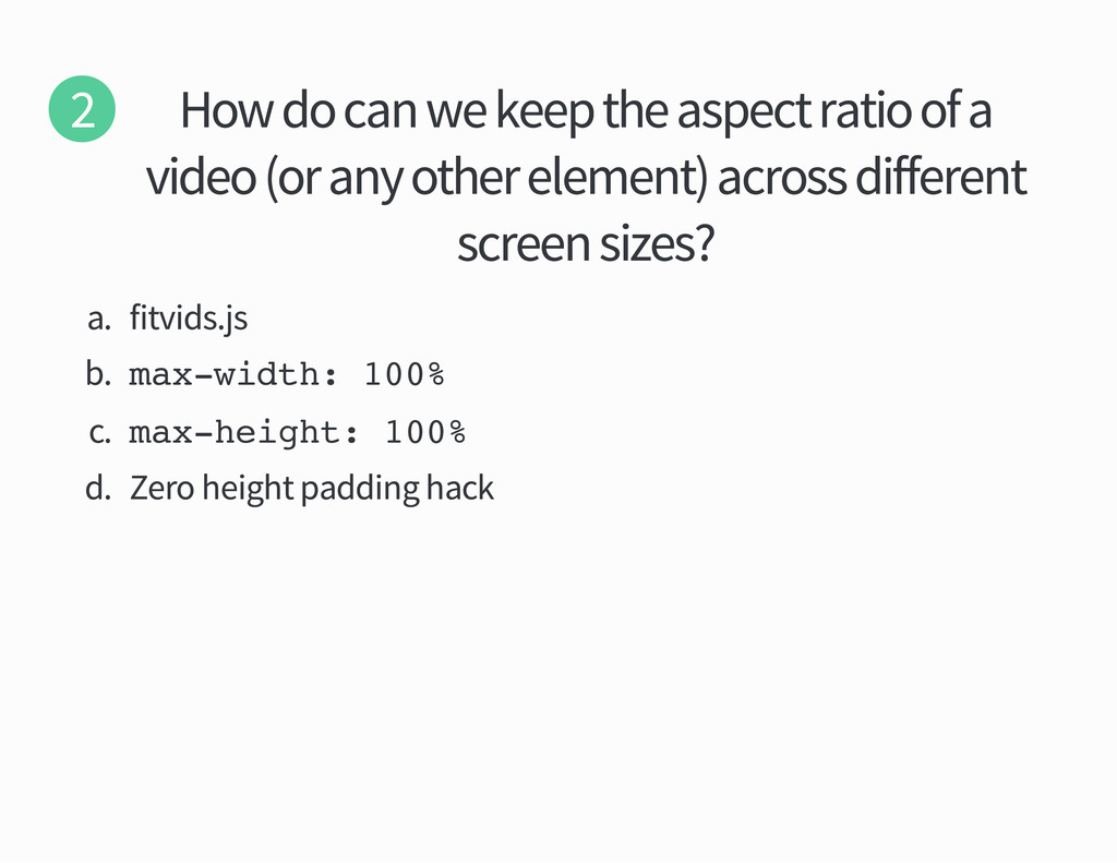 How do can we keep the aspect ratio of a video ...