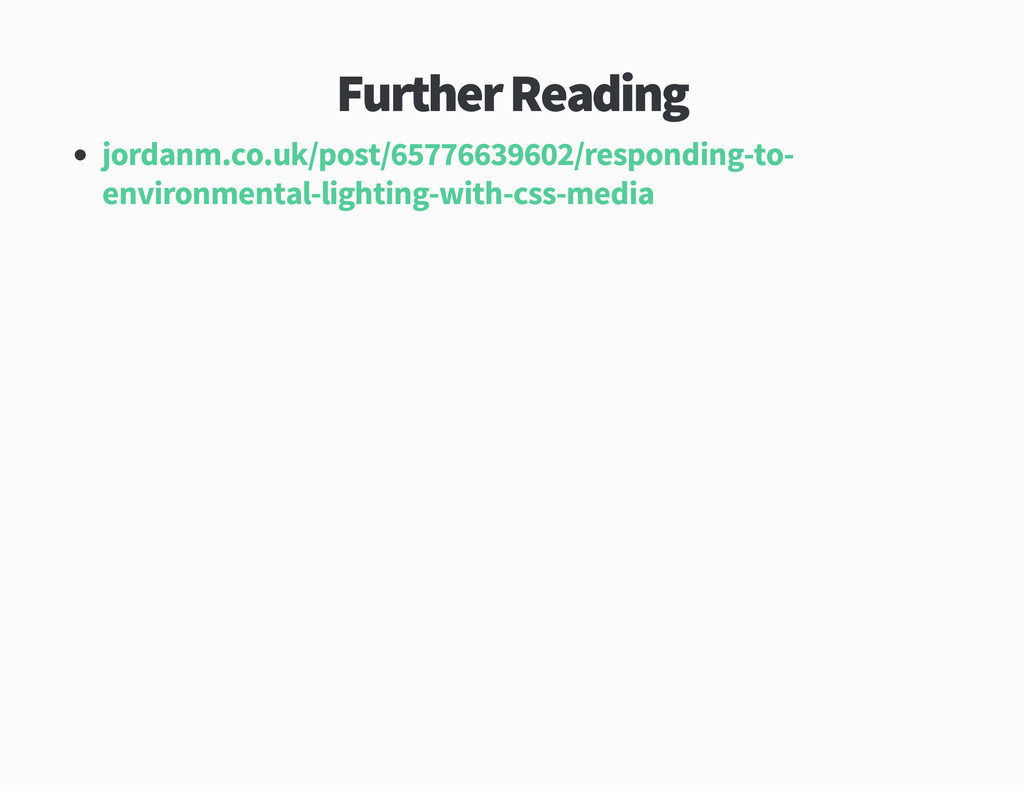 Further Reading jordanm co uk post responding t...