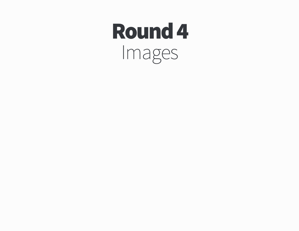 Round Images