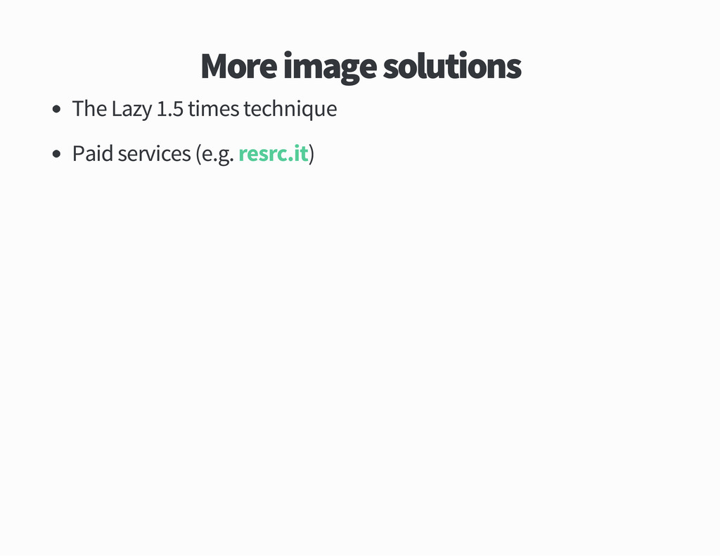 More image solutions The Lazy times technique P...