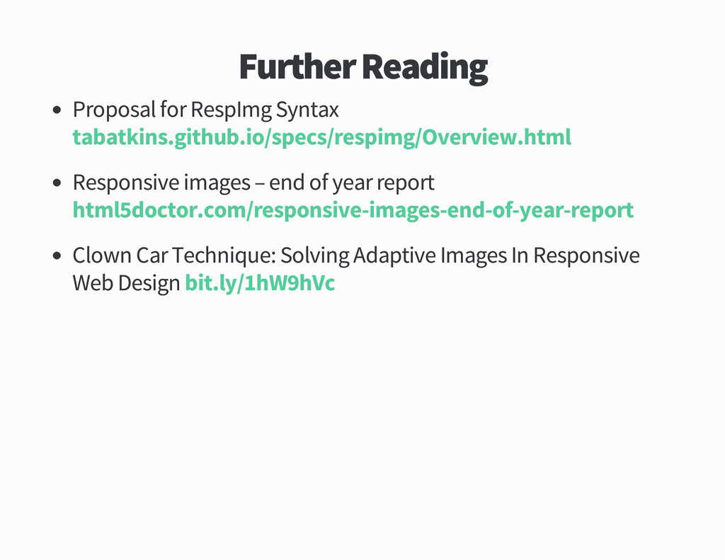 Further Reading Proposal for RespImg Syntax Res...