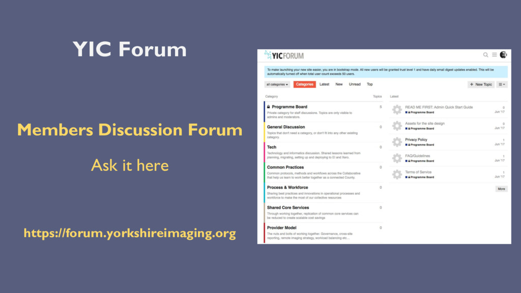 YIC Forum Members Discussion Forum Ask it here ...