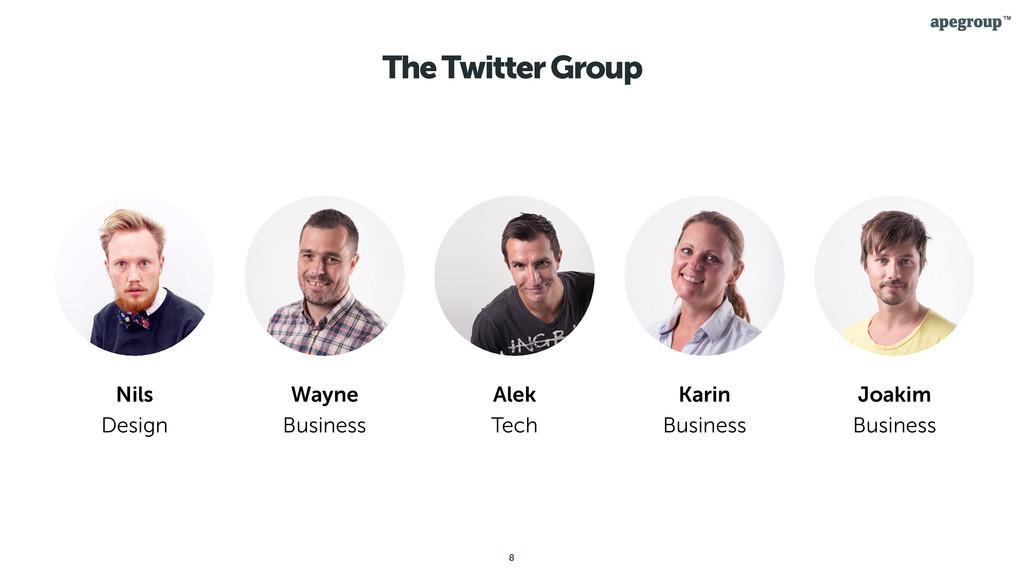8 The Twitter Group Nils Design Wayne Business ...
