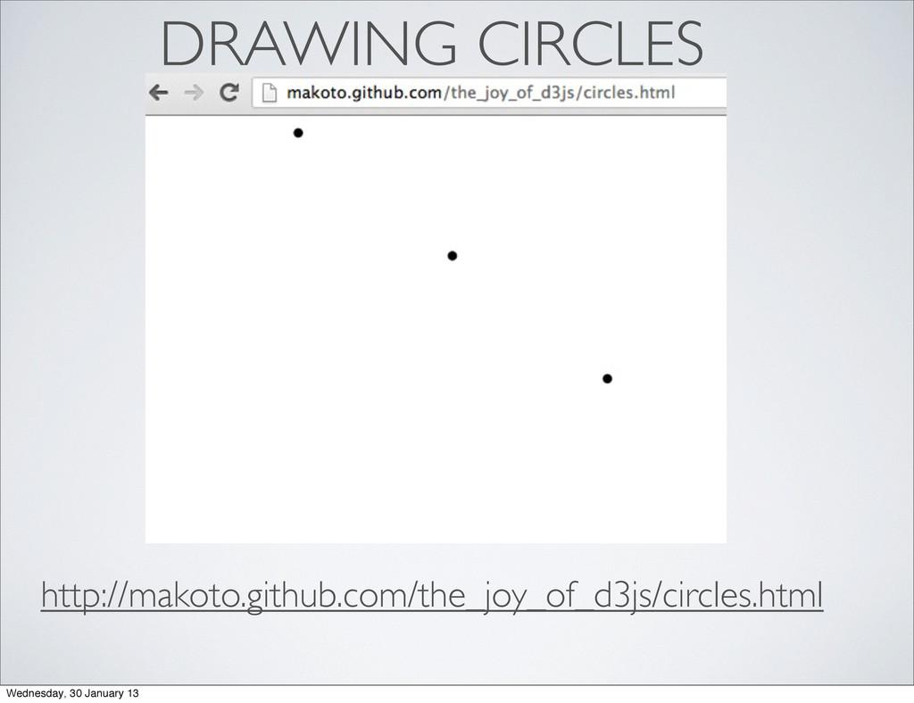 DRAWING CIRCLES http://makoto.github.com/the_jo...