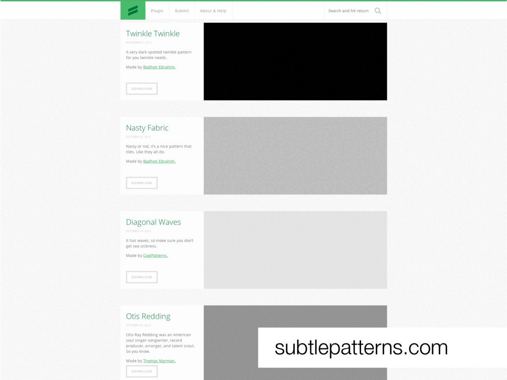 subtlepatterns.com