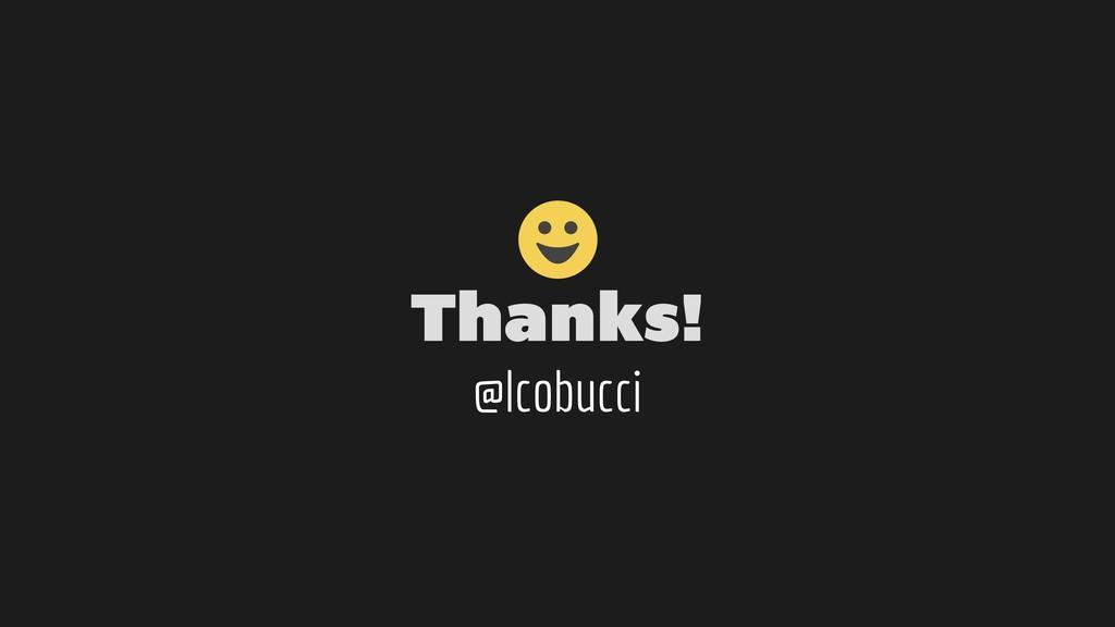 Thanks! @lcobucci