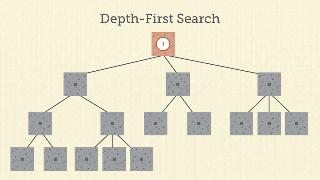 Depth-First Search 1