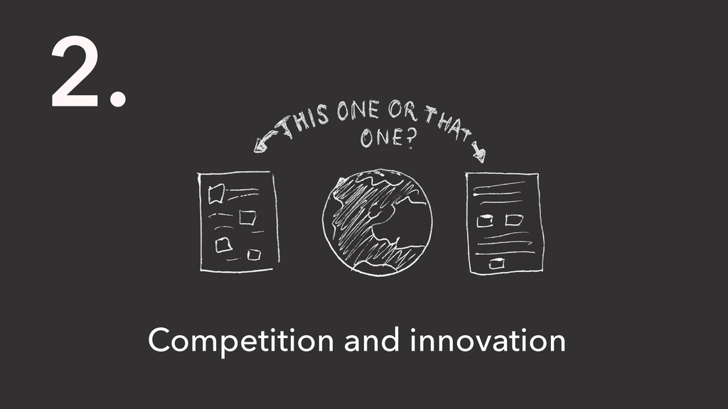 2. Competition and innovation